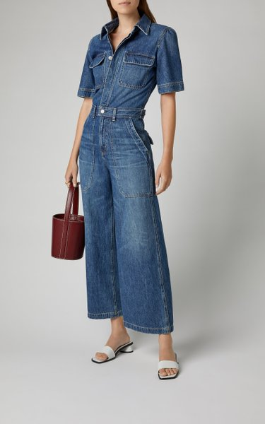 Miki Denim Jumpsuit