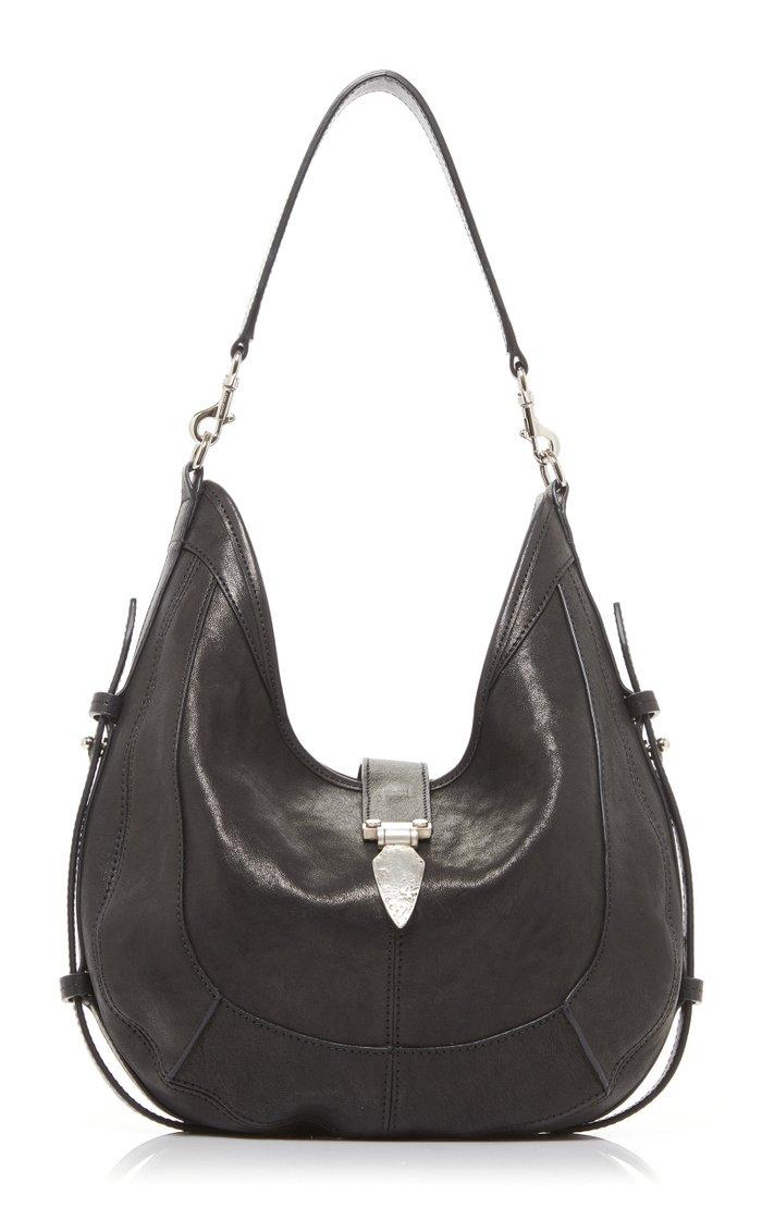 Kaliko Leather Hobo Bag