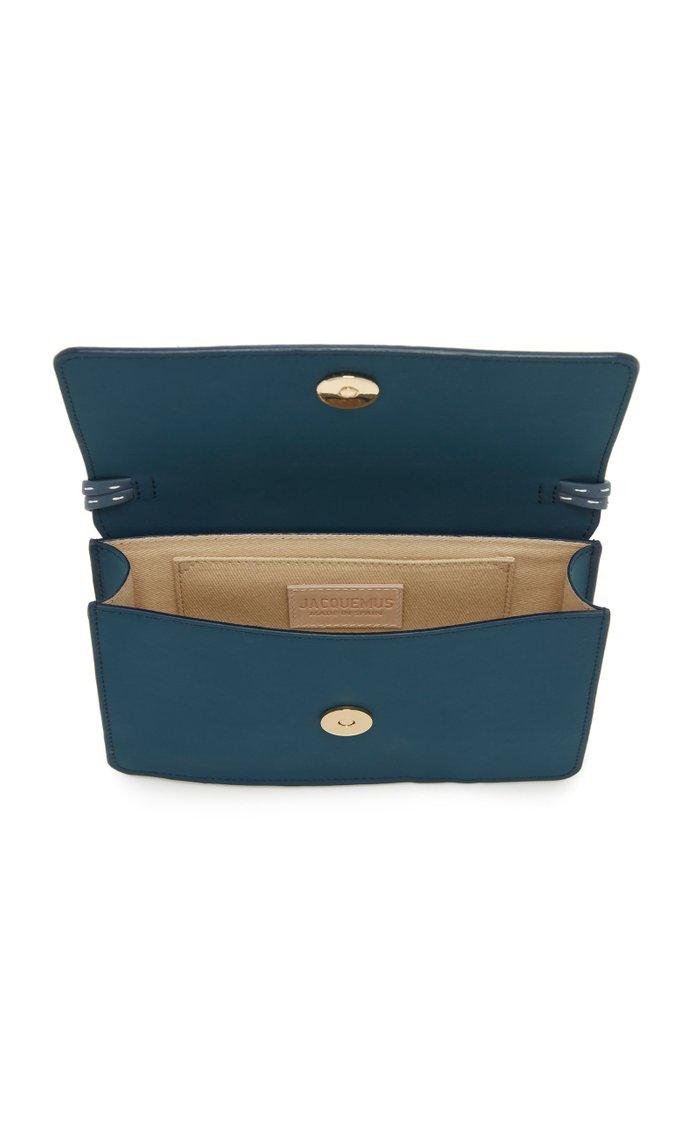 Le Sac Riviera Leather Bag
