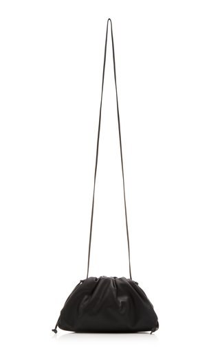 The Mini Pouch Leather Clutch