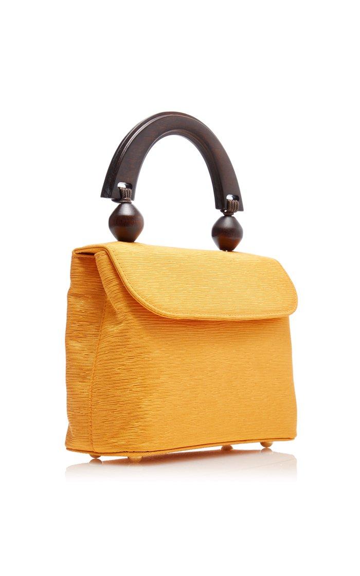 Fiona Mini Textured Leather Bag