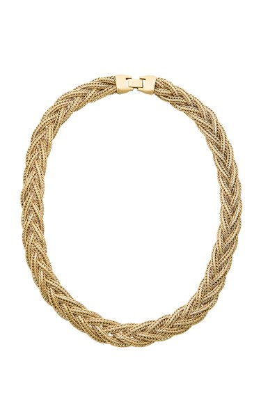 Sailor's 24K Gold-Plated Necklace