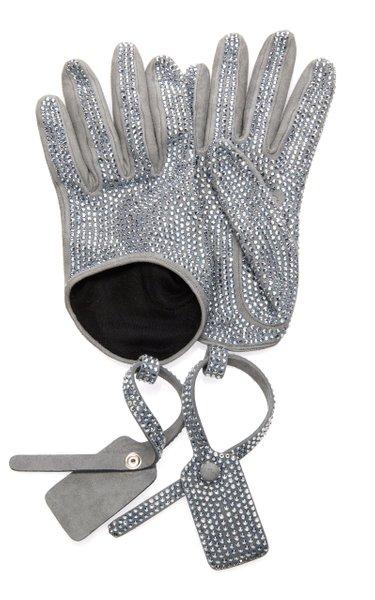 Crystal Zip Tie Gloves