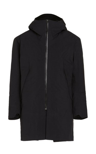 Monitor Hooded Shell Down Coat