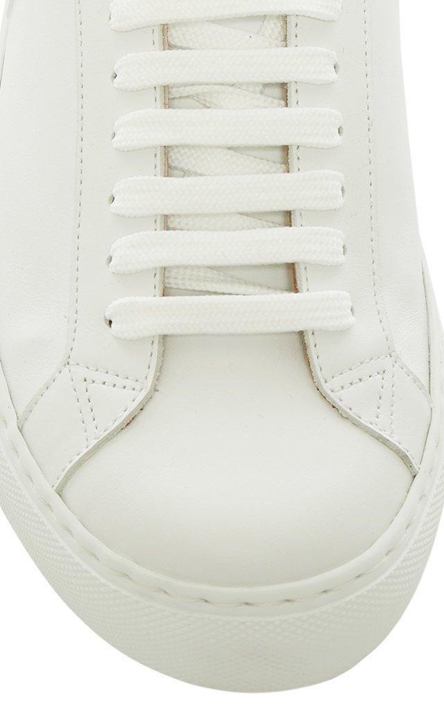 Urban Street Logo-Embossed Sneakers
