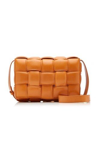 Padded Cassette Leather Bag