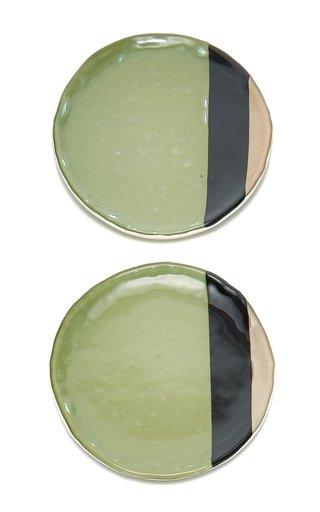 Balla Set-Of-Two Dessert Plates