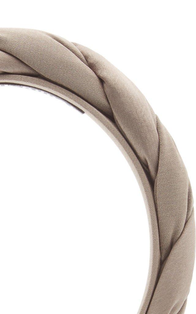 Classic Twisted Silk Headband