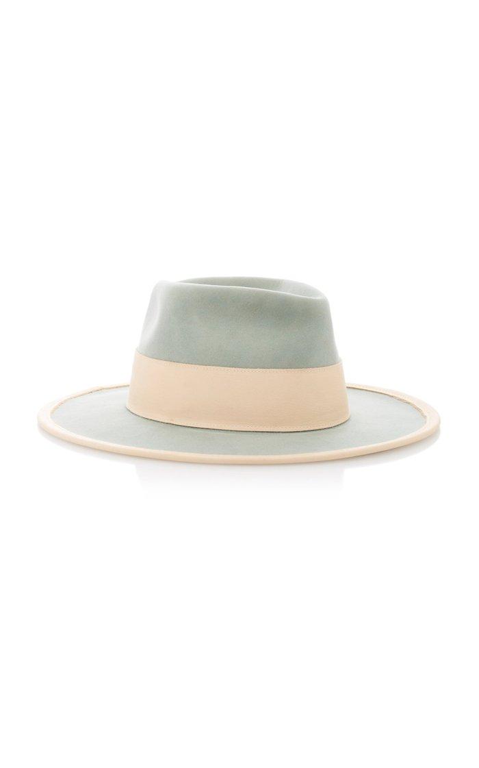 Blue Marlin Felt Hat