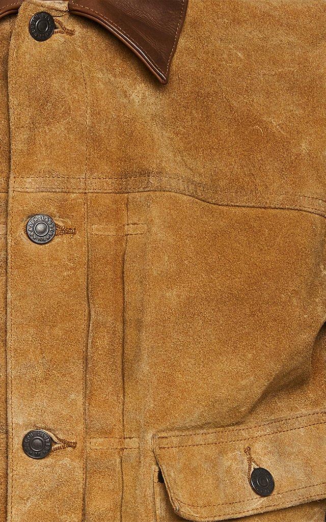 Weston Suede Jacket