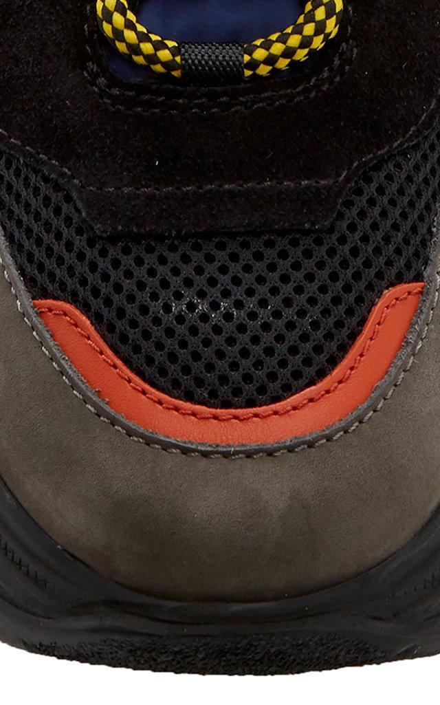 Vertical Nylon Sneaker