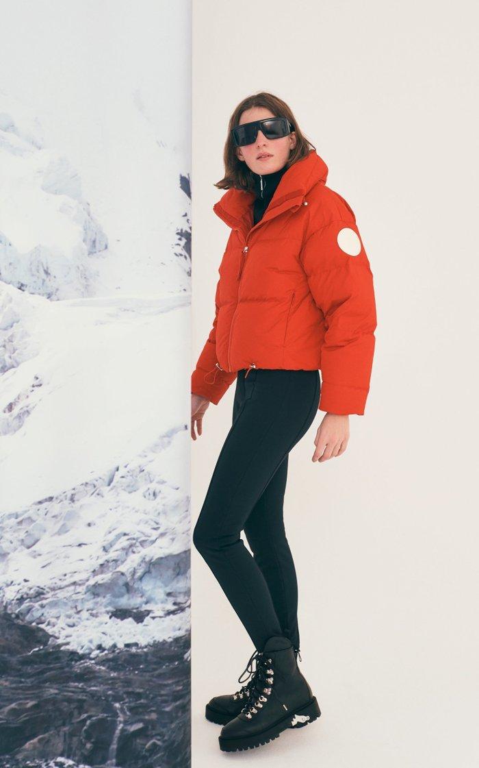 Val D'Isère Skinny Ski Pants