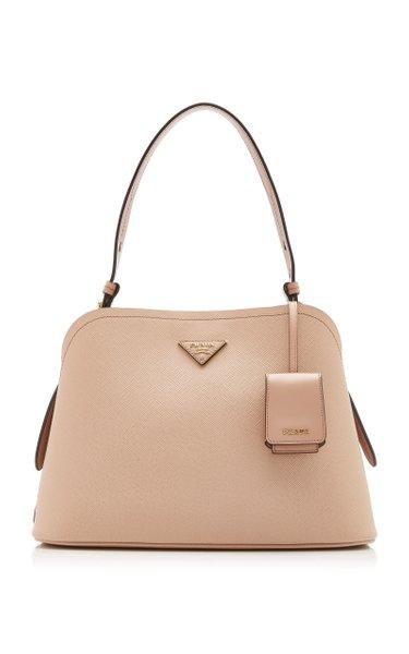 Saffiano Leather Matinee Bag