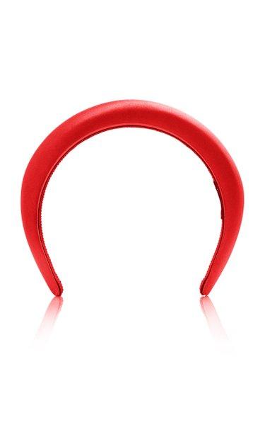 Silk-Satin Headband