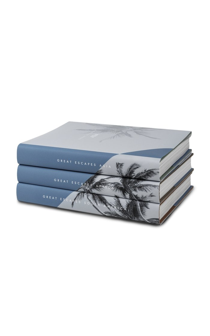 Taschen Great Escapes Hardcover Book Set