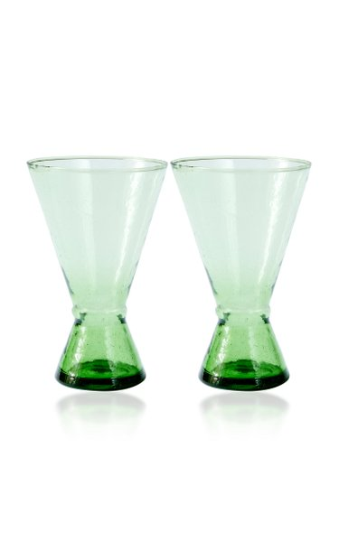 Voyager Water Glass Set Of 2