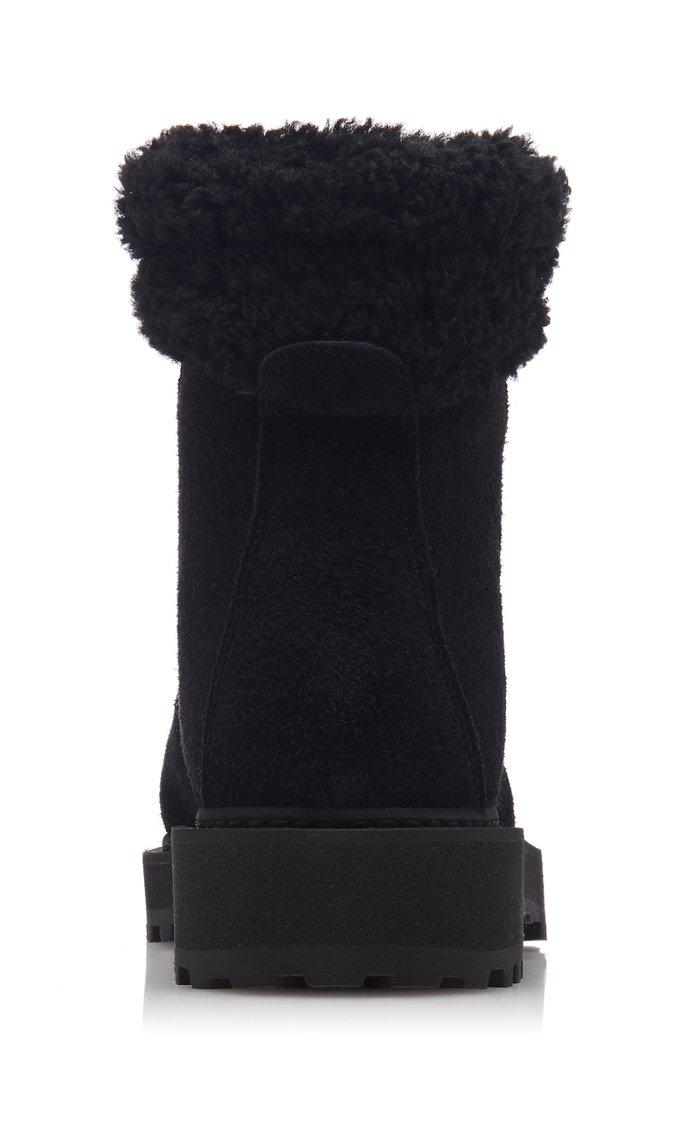 Moda Exclusive Alberone Suede Chelsea Boots