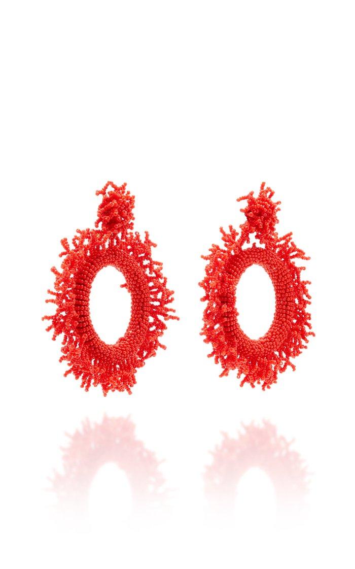 Chaquira Beaded Earrings