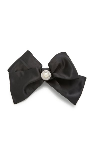 The Ralph Silk Hair Clip