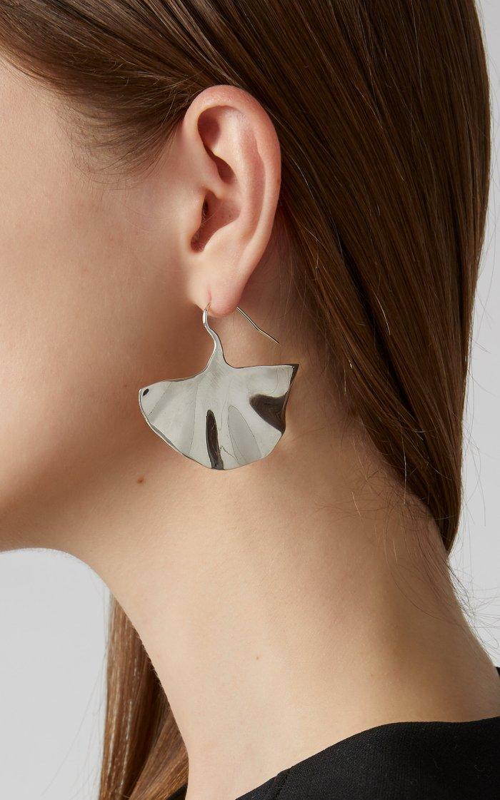Cora Sterling Silver Earrings