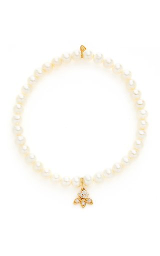 Marquise Petal Charm Bracelet