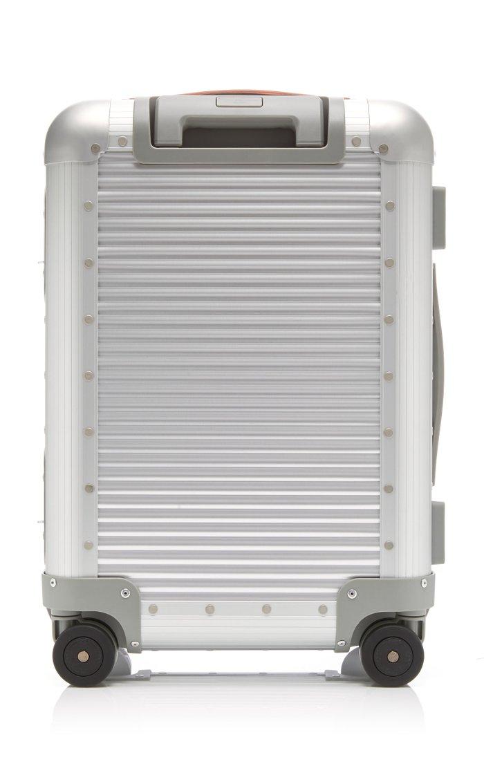 Bank Spinner 53 Aluminum Hardshell Suitcase