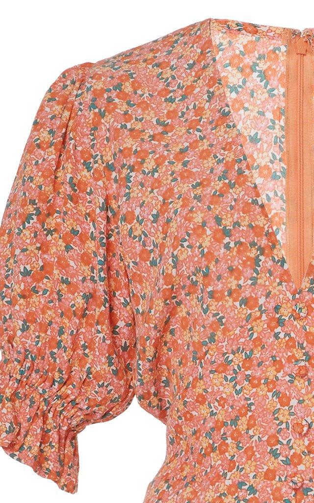 Anika Floral Jumpsuit
