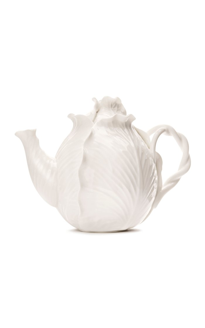 Lettuce Ware Teapot