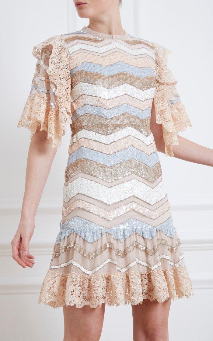 Alaska Sequin Mini Dress