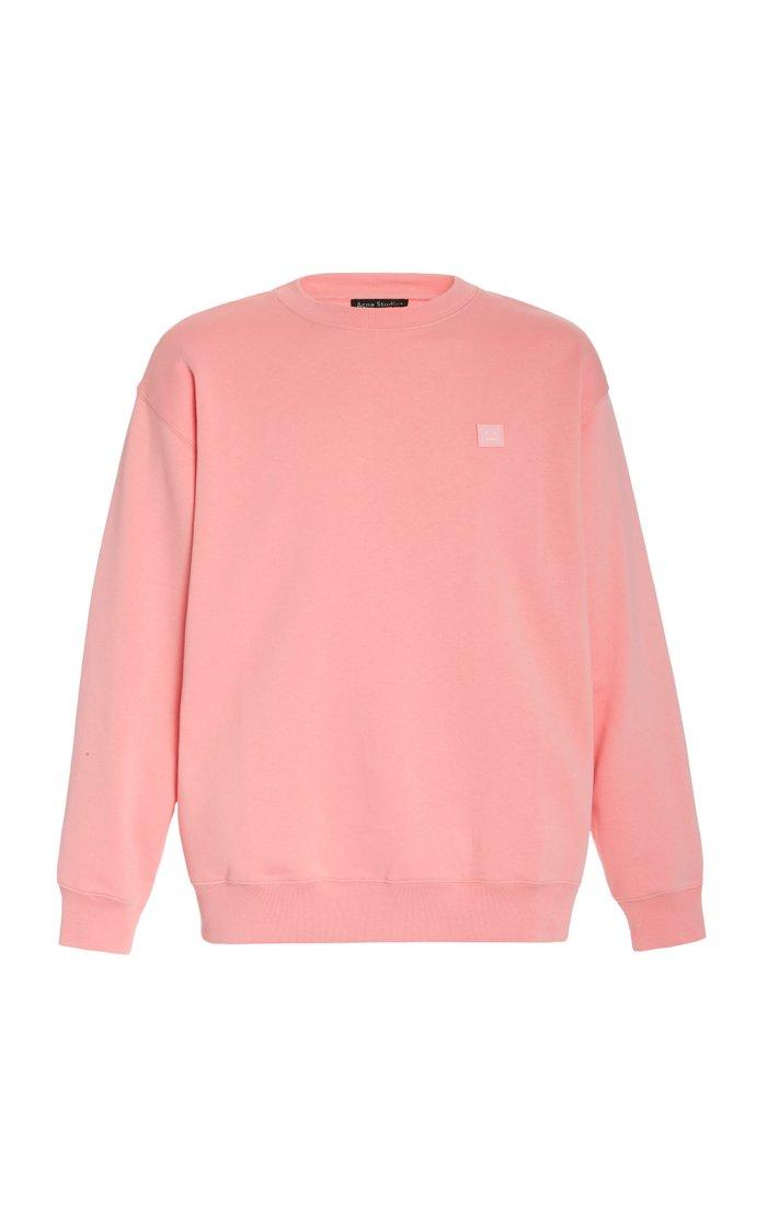 Forba Appliquéd Cotton-Jersey Sweatshirt