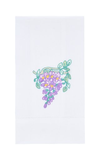 Wisteria Guest Towel Set Of 2