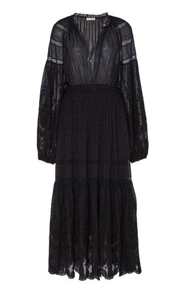 Bettina Cotton Eyelet Dress