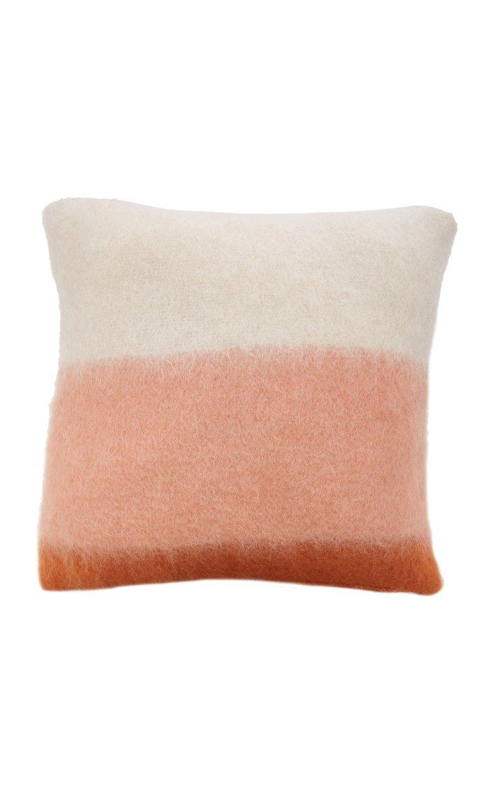 Mohair Pillow