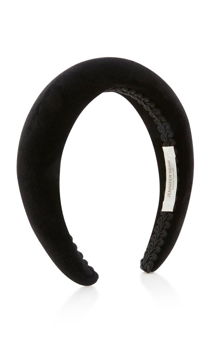 Thada Velvet Headband