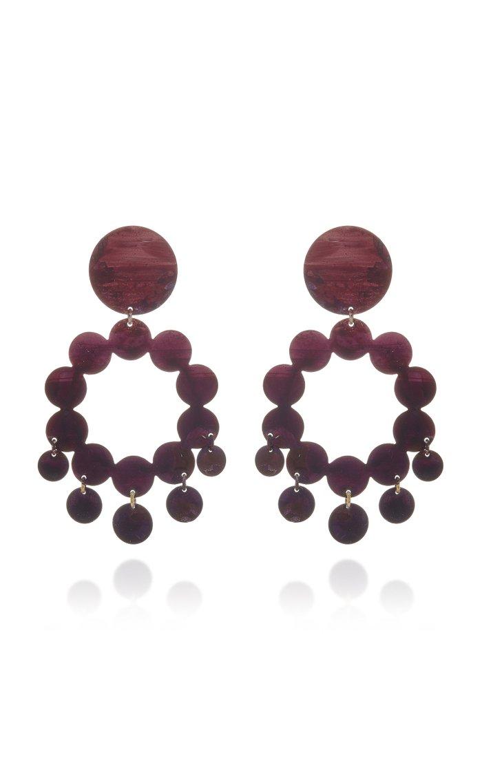 Celia Brass Earrings