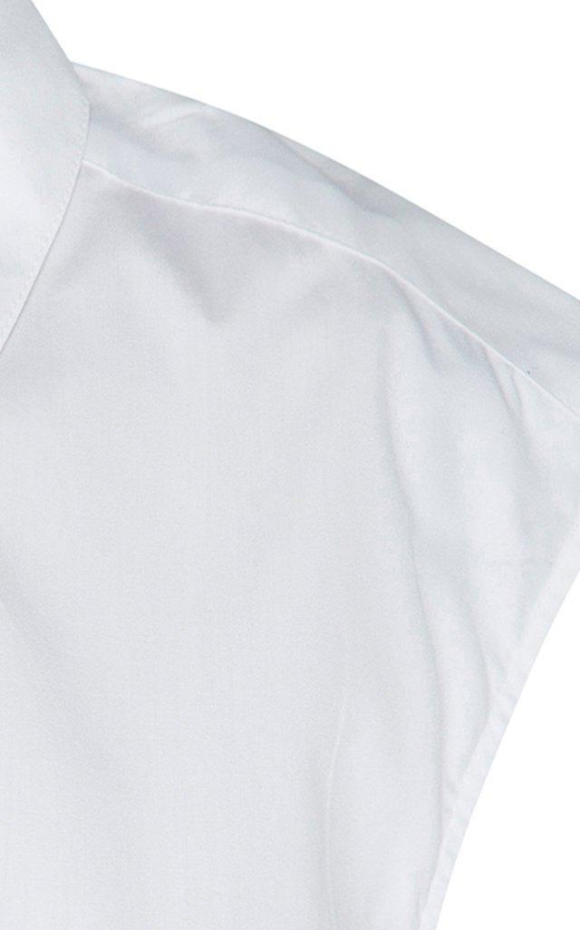 Peta Cotton-Poplin Top