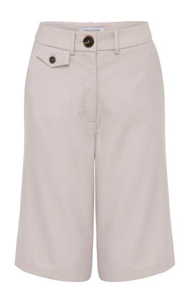 Rae Crepe Shorts