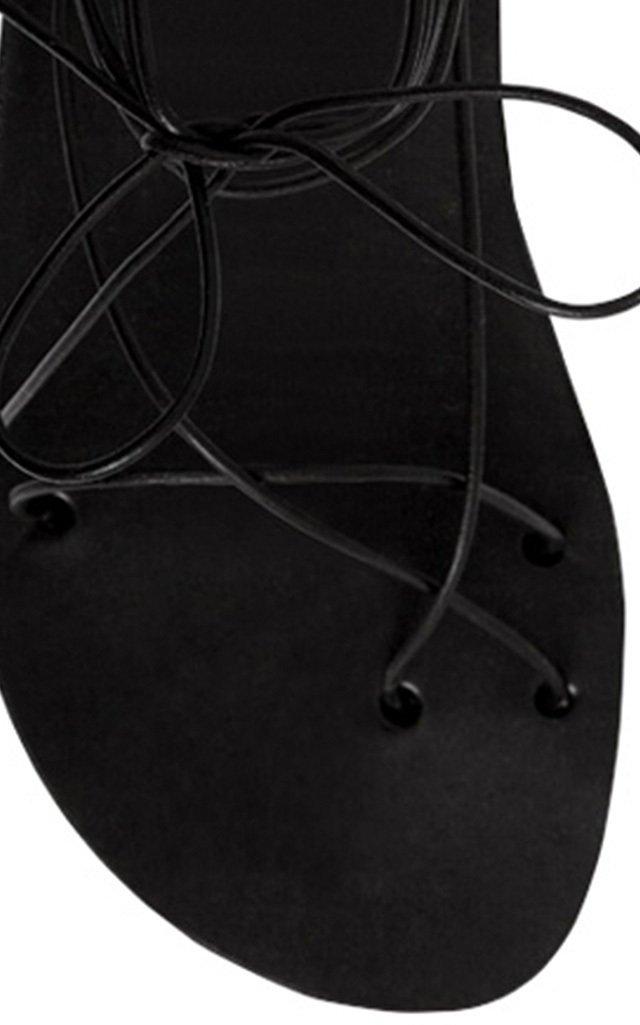 Aelia Leather Sandals