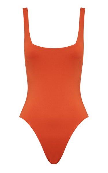 Margot One-Piece High-Cut Swimsuit
