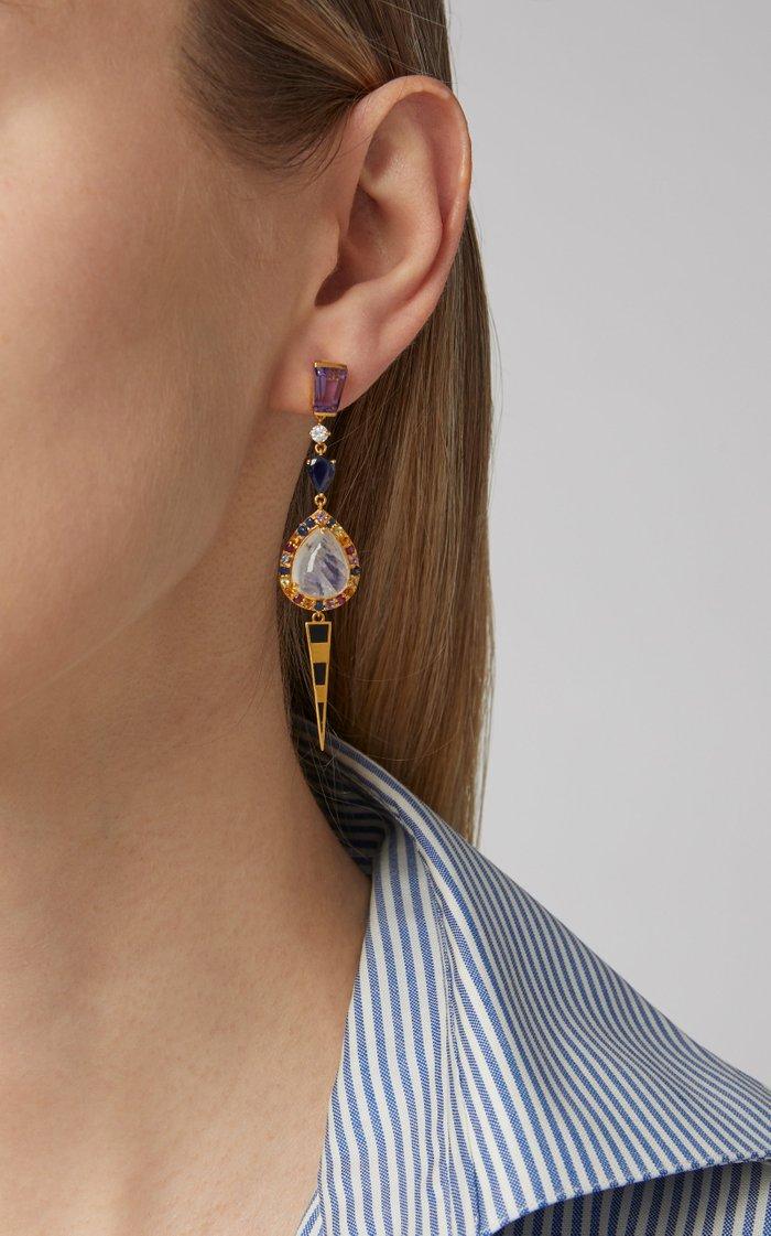 Stiletto Single Earring