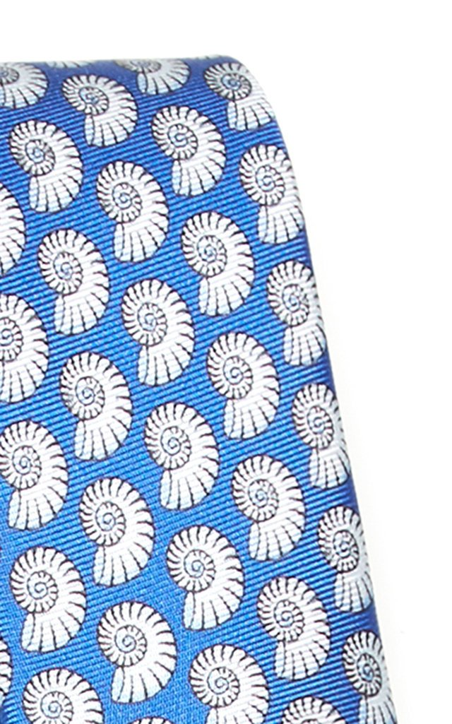 Printed Shell Tie