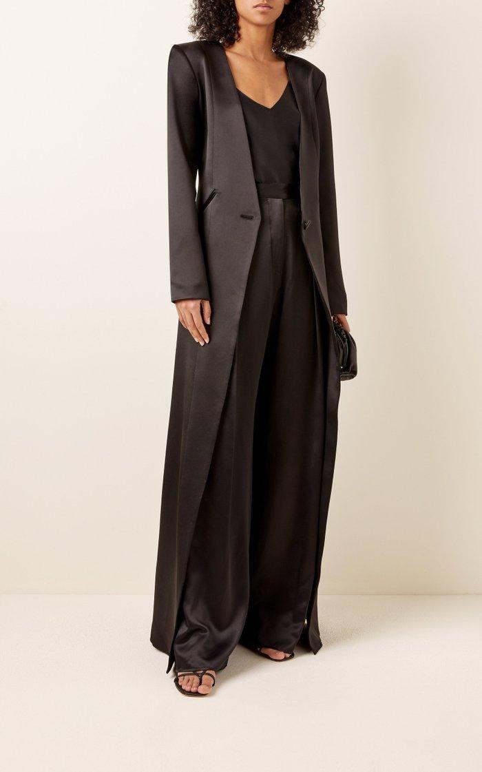 Empire Silk Jacket