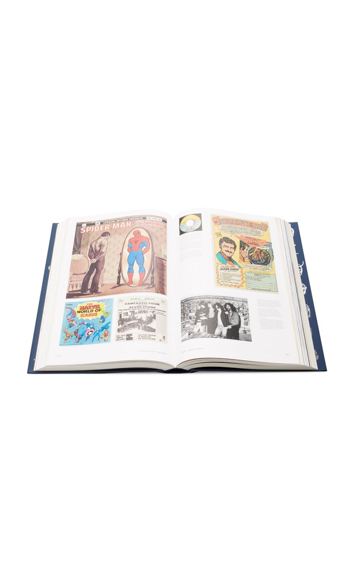 The Stan Lee Story Hardcover Book