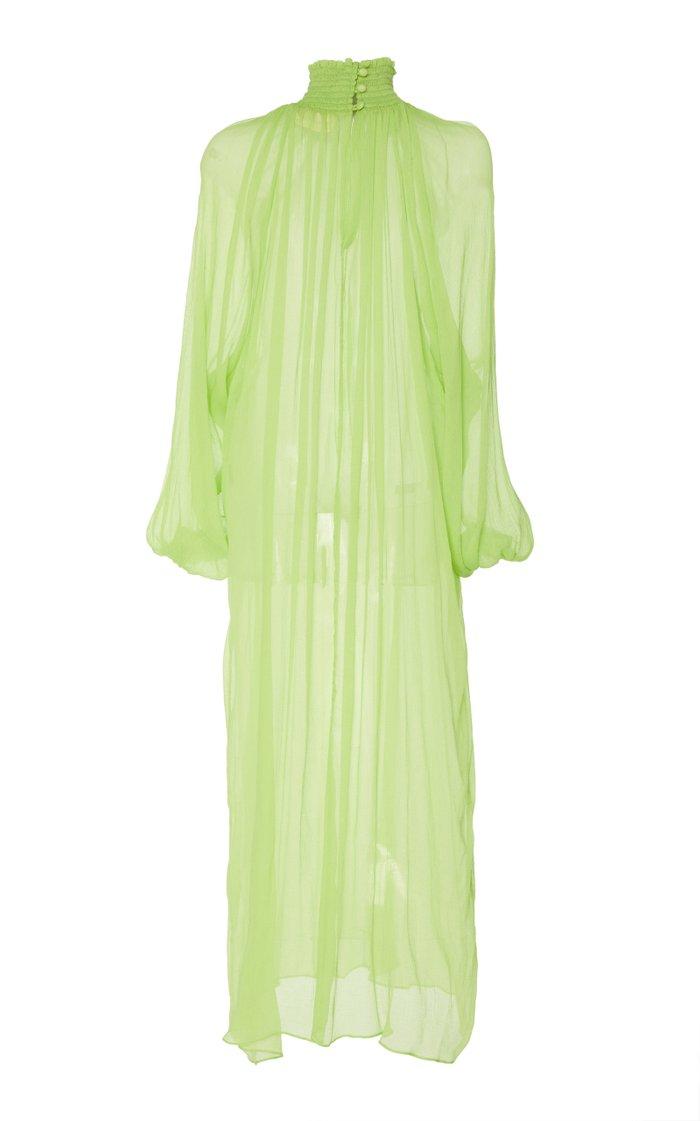 Edmonia Tencel Midi Dress