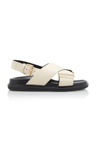 Fussbett Leather Slingback Sandals
