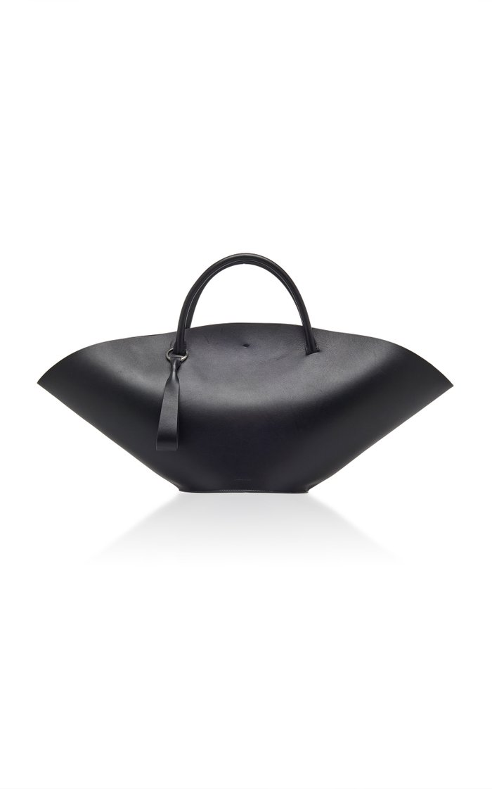 Sombrero Medium Leather Tote