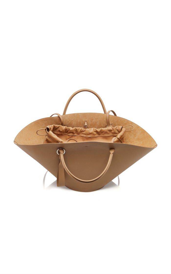 Sombrero Medium Leather Tote