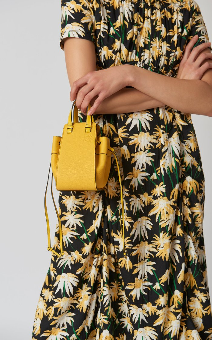 Mini Hammock Drawstring Bag