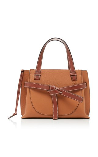 Mini Gate Leather Tote