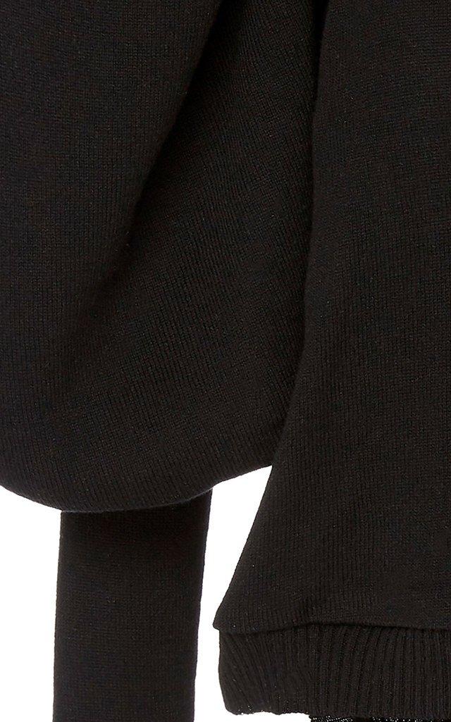 Cashmere Wrap Top